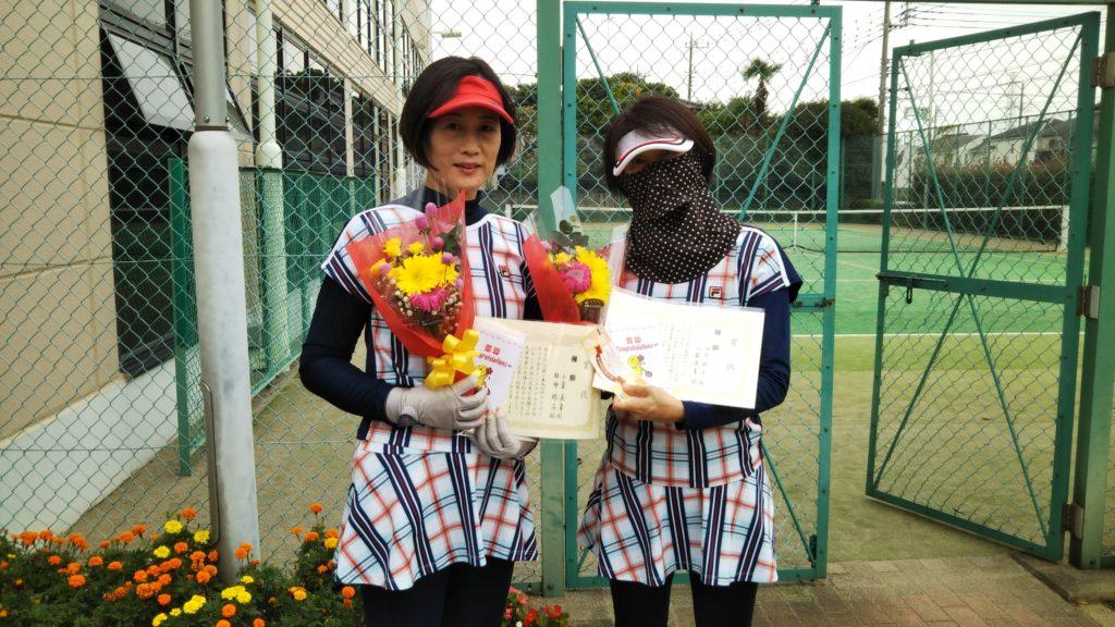 優勝:千葉・田中ペア