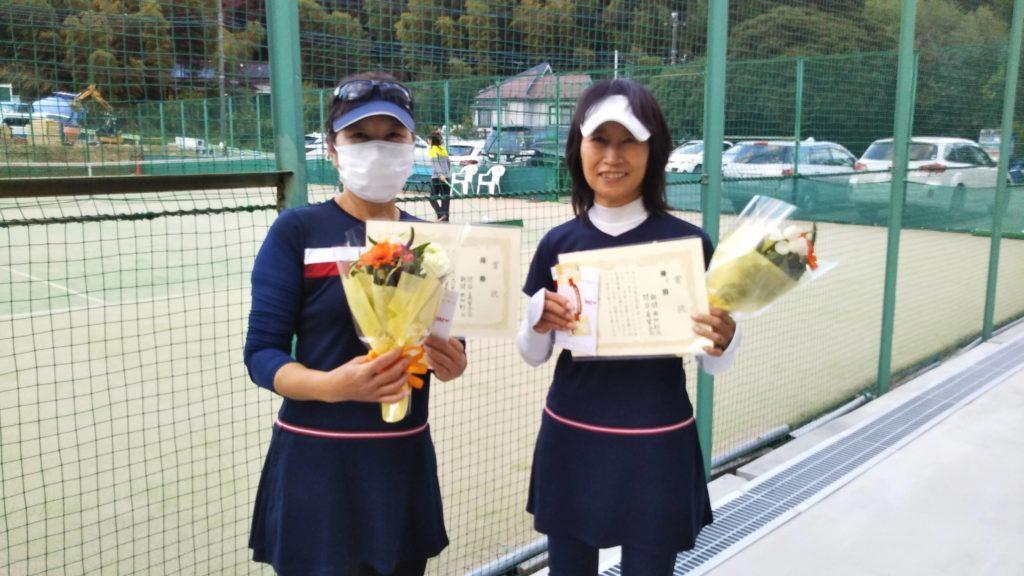 優勝:関谷・新関ペア