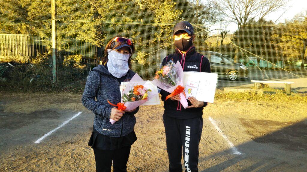 優勝:熊本・柴山ペア