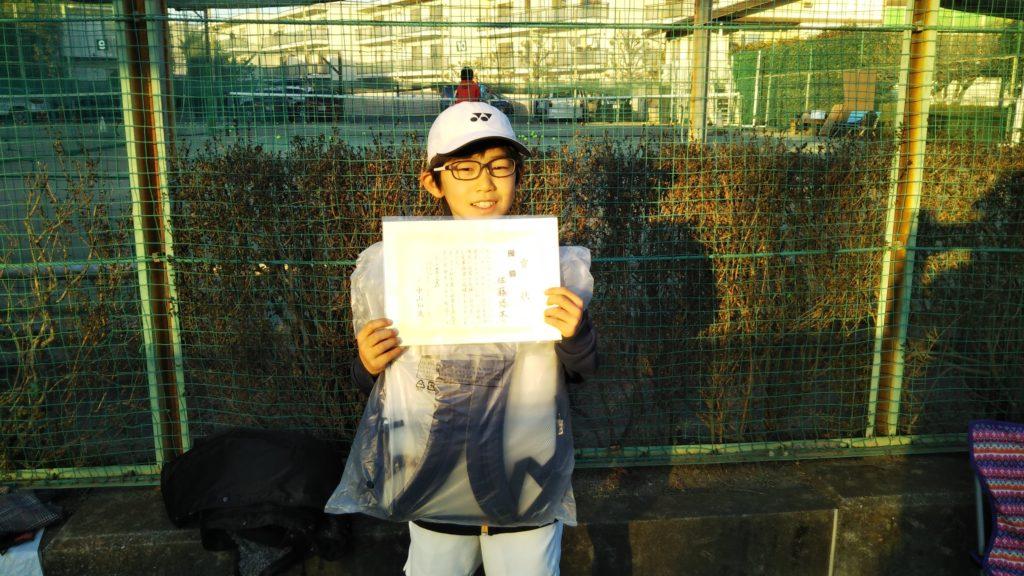 優勝:佐藤 悠生選手