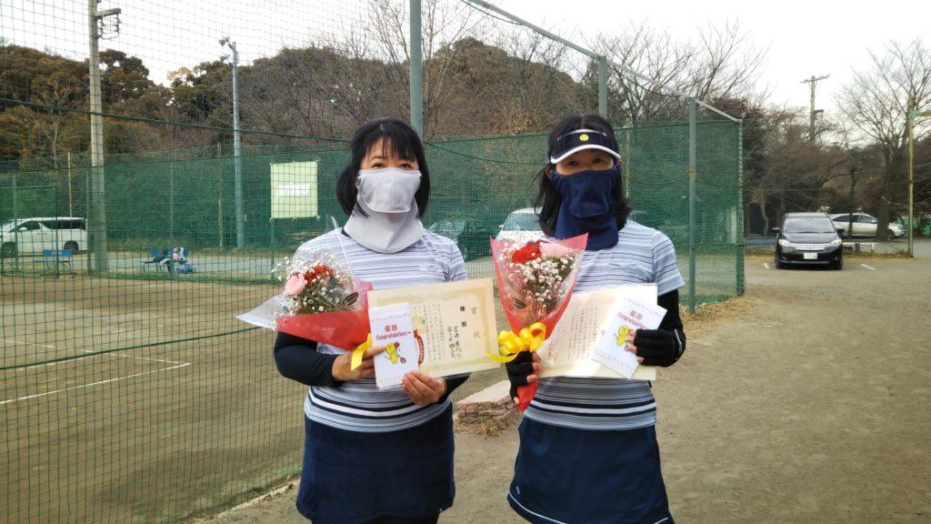 優勝:宮﨑・佐々木ペア