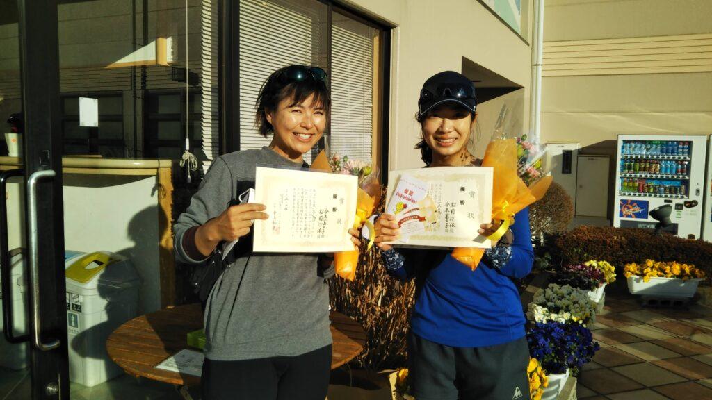 優勝:今本・松前ペア