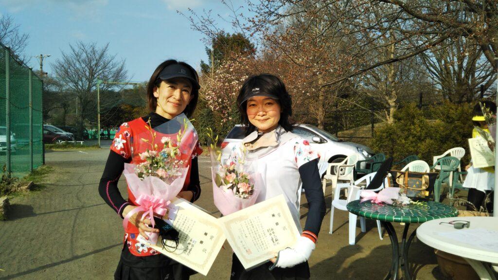 優勝:村井・永井ペア