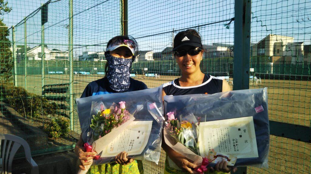優勝:永山・山田ペア