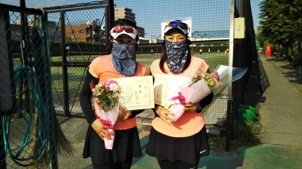 優勝:中川・猪俣ペア