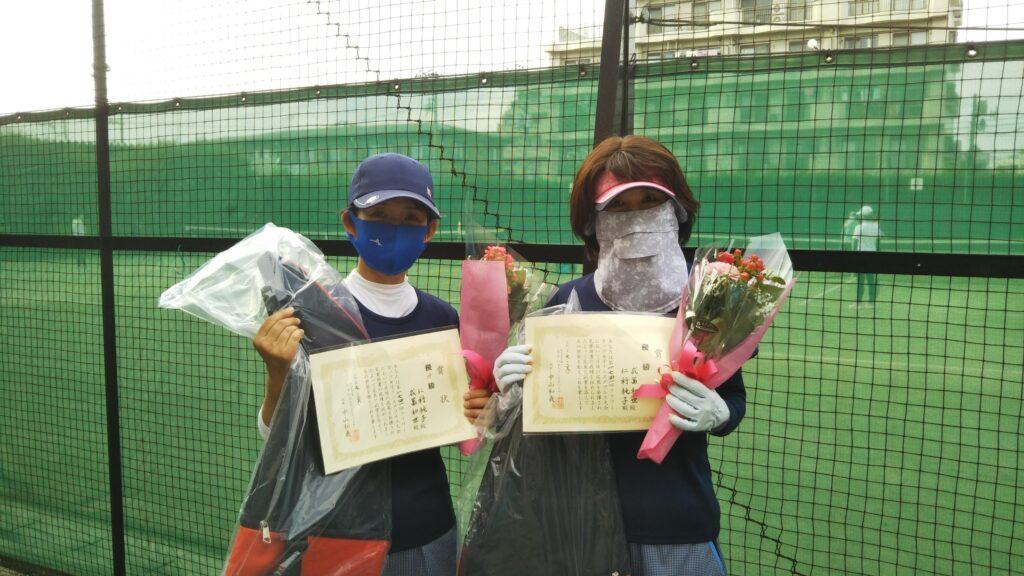 優勝:仁科・成冨ペア