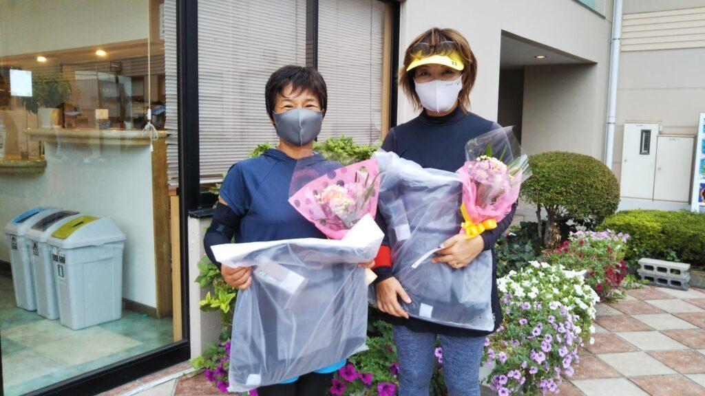 優勝:佐藤・内田ペア