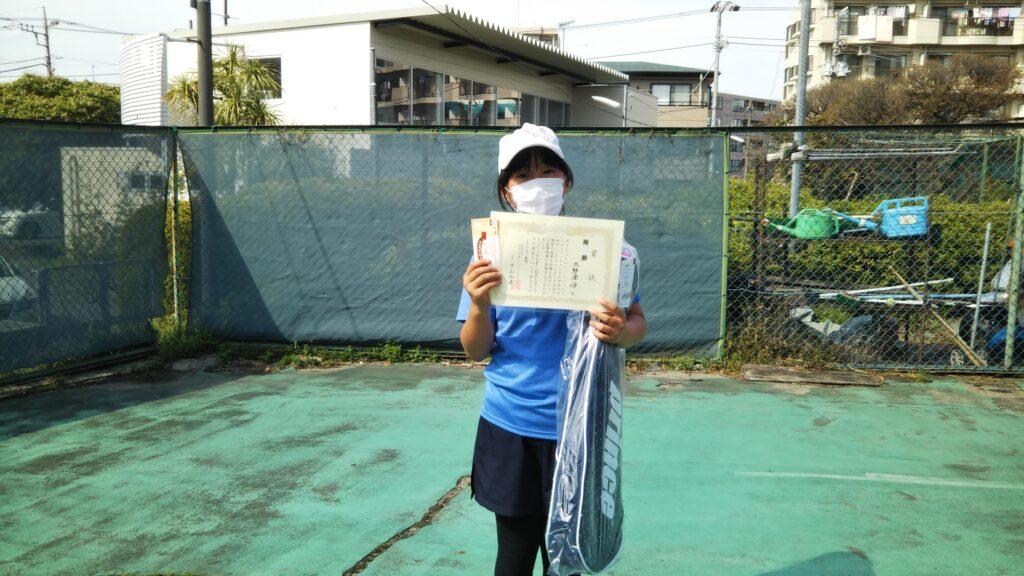 優勝:大野 澄怜選手