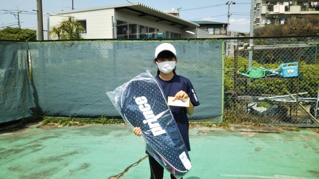優勝:中村 実尋選手