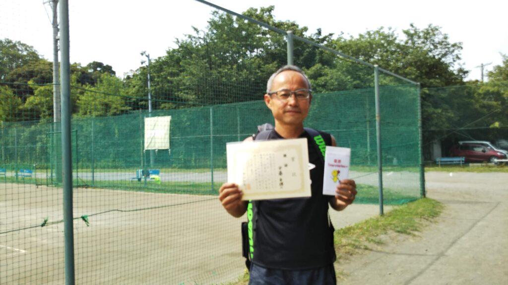 優勝:安藤 幸輝選手