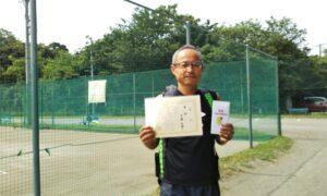第9回 桜田倶楽部 男子シングルス※日程追加優勝:安藤 幸輝選手